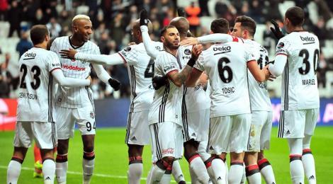 Beşiktaş'ın muhtemel transferli yeni kadrosu
