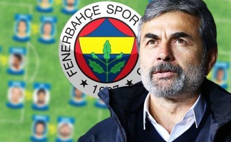 Aykut Kocaman'ın Fenerbahçe'de ''3D'' planı