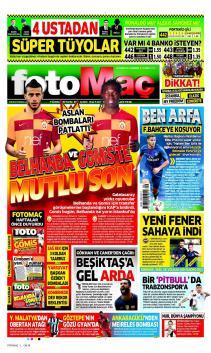 Gazete manşetleri - 28 HAZİRAN