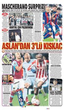 Gazete manşetleri - 19 Temmuz