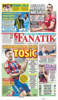 Gazete manşetleri - 20 Temmuz