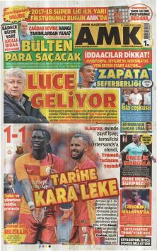 Galatasaray gazete manşetleri - 21 Temmuz