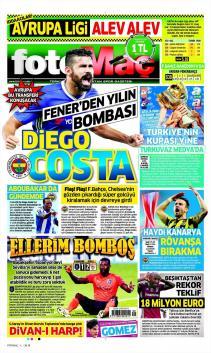 Günün Gazete Manşetleri (17 Ağustos)