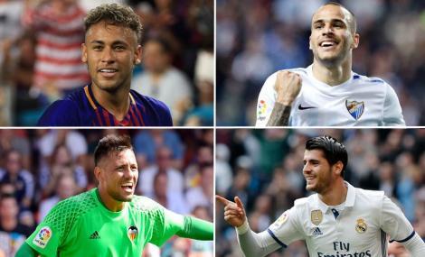Yeni sezon öncesi La Liga'dan ayrılan 15 yıldız