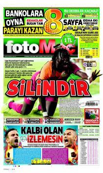 Galatasaray gazete manşetleri - 20 Ağustos