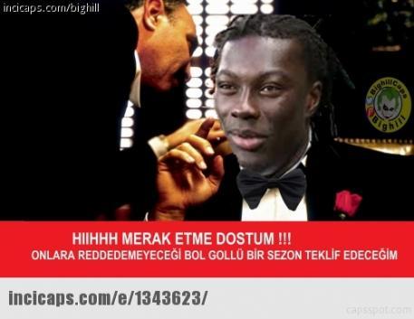 Osmanlıspor - Galatasaray capsleri