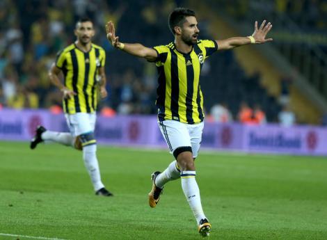 Fenerbahçe - Trabzonspor maçının istatistikleri!