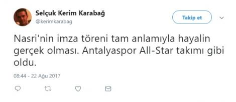 Sosyal medyada Samir Nasri tepkileri!