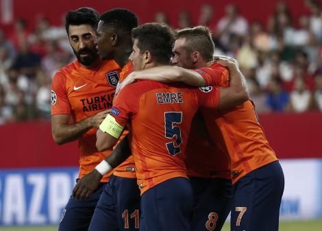 Sevilla 2-2 Başakşehir