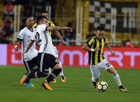 Fenerbahçe - Beşiktaş derbisinde mutlaka görmeniz gereken fotoğraflar!