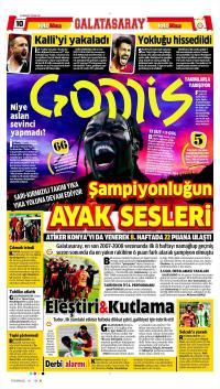 Günün Galatasaray Manşetleri (16 Ekim)