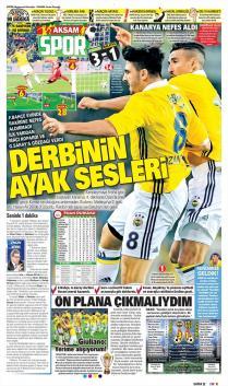 Günün Gazete Manşetleri! (16 Ekim)
