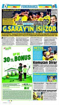 Günün Gazete Manşetleri! (17 Ekim)