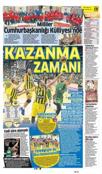 Günün Fenerbahçe Manşetleri! (19 Ekim)
