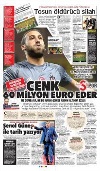 Günün Gazete Manşetleri! (19 Ekim)