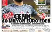 Galibiyet için şifreler belirlendi! Türk spor basınında manşetler