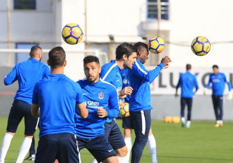 Trabzonspor İdman (17 Kasım)