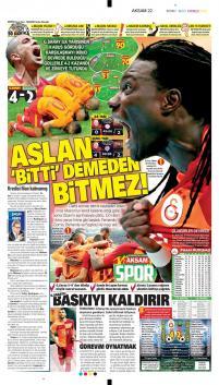Günün Galatasaray Manşetleri! (10 Aralık)