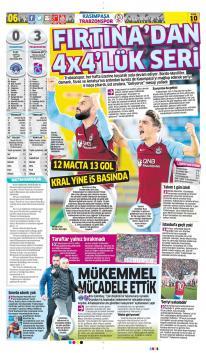 Günün Trabzonspor Manşetleri! (10 Aralık)