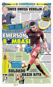 Fenerbahçe gazete manşetleri - 11 Aralık