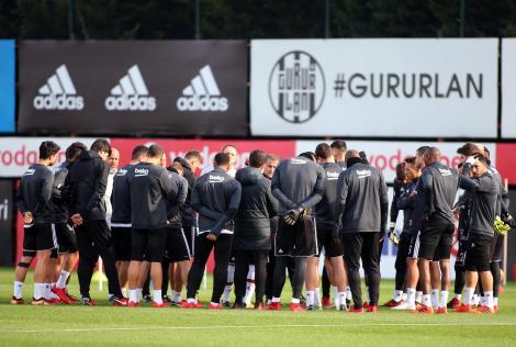 Beşiktaş İdman (14 Aralık)