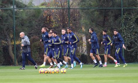 Fenerbahçe İdman (14 Aralık)