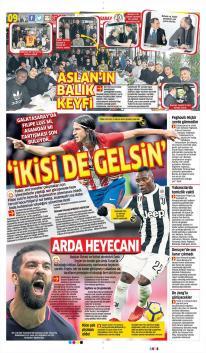Günün Galatasaray Manşetleri! (15 Aralık)