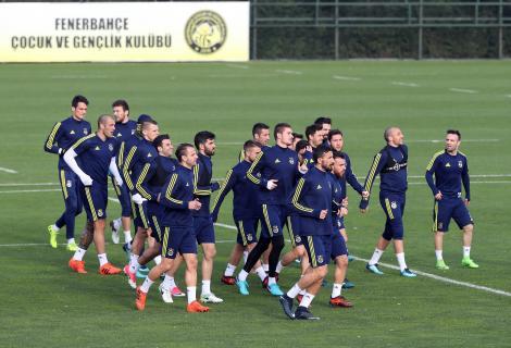 Fenerbahçe İdman (16 Aralık)