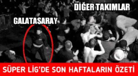 Malatyaspor - Galatasaray capsleri