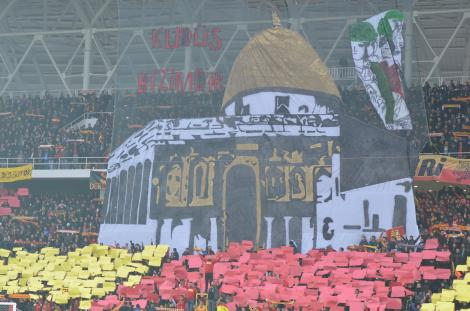 Malatyaspor - Galatasaray maçında görmeniz gereken kareler