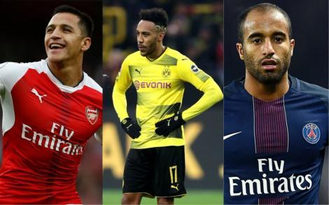 Başka bir takıma transferi muhtemel 10 yıldız!