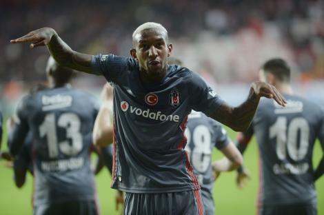 Antalyaspor - Beşiktaş maçı