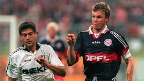 20 yıl önce Bayern Münih - Beşiktaş maçında krizin eşiğinden dönüldü