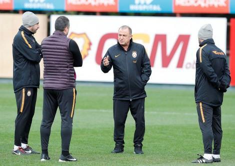 Galatasaray'da Bursaspor hazırlıkları başladı