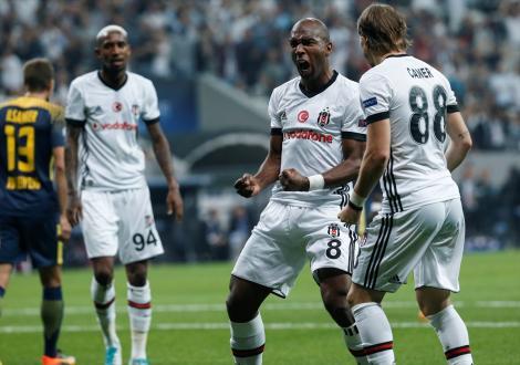 Rakamlarla Bayern Münih - Beşiktaş maçı