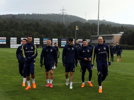 Fenerbahçe idman / 21 Şubat