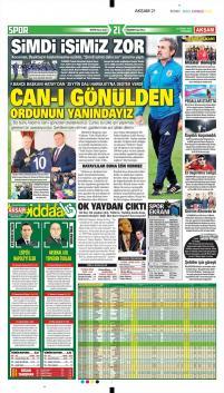 Fenerbahçe gazete manşetleri - 22 Şubat