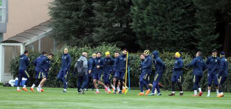 Fenerbahçe'de Valbuena Beşiktaş derbisinde oynayacak mı?