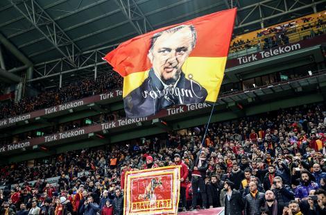 Galatasaray - Bursaspor maçından fotoğraflar