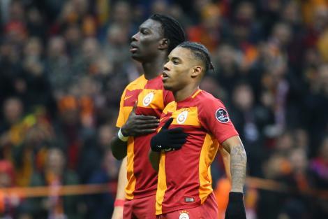 Galatasaray taraftarlarından Garry Rodrigues övgüsü