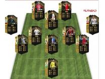 FIFA18 haftanın takımında Feghouli ve o Türk oyuncu listede Galerisi