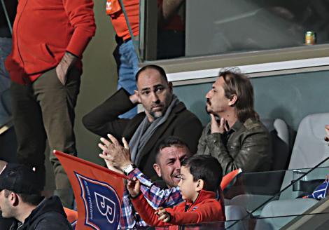 Başakşehir - Beşiktaş maçı fotoğrafları