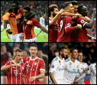 Avrupa'nın en iyi golcü çiftleri!