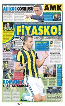 Fenerbahçe Manşetleri (21 Mart)