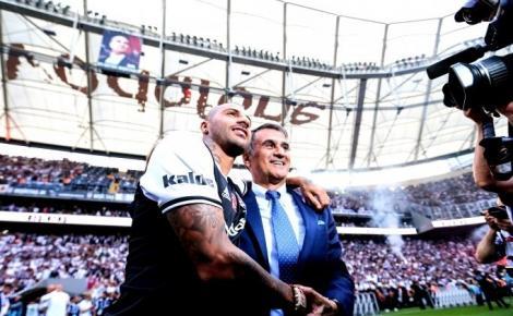 Beşiktaş'ta sezon sonunda bileti kesilecek 10 isim