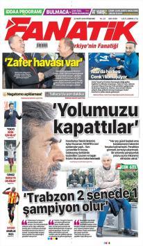 Fenerbahçe Manşetleri (22 Mart)