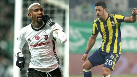 Süper Lig'de en golcü isimlerden oluşan 11