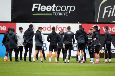 Beşiktaş idman - 24 Mart