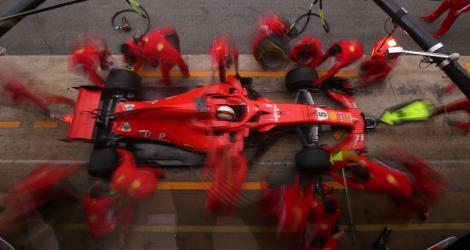 Formula 1 2018 rehberi