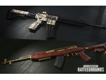 PUBG'ye Silah Skinleri geldi. Mükemmel gözüküyorlar Galerisi